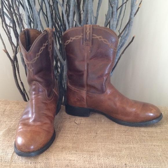 2c290dac6bd Men's ARIAT Heritage Roper Distressed Boots